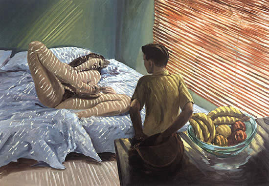eric_fischl_bad_boy_1981