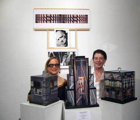 Donna Cameron and Christa Grauer